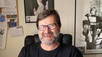 Babiš napáchal morální škody, Kalousek je příkladný politik, říká Jan Hrušínský