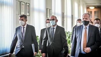 """Z mých úst neuslyšíte slovo """"přitvrdit"""", slíbil nový ministr zdravotnictví Blatný"""