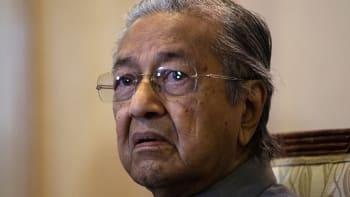 Muslimové mají právo zabíjet miliony Francouzů, tvrdí malajsijský expremiér