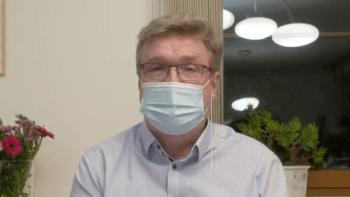 Ředitel liberecké nemocnice: S ventilátory si poradíme sami, chybí nám lůžka a personál