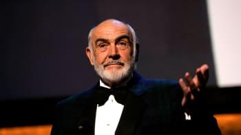 Smutná zpráva nejen pro fanoušky Jamese Bonda. Ve věku 90 let zemřel Sean Connery