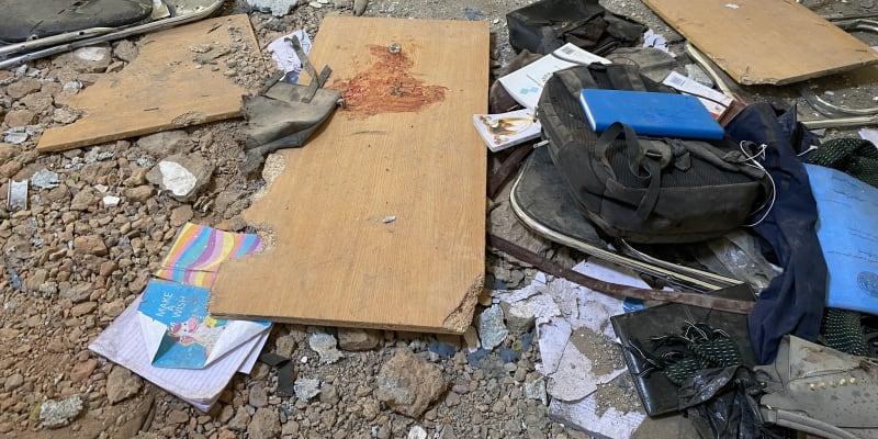 Pondělní teroristický útok na univerzitě v Kábulu