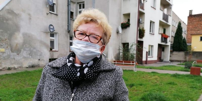 Barbara Próchnicka z Prudniku s demonstracemi ostře nesouhlasí.