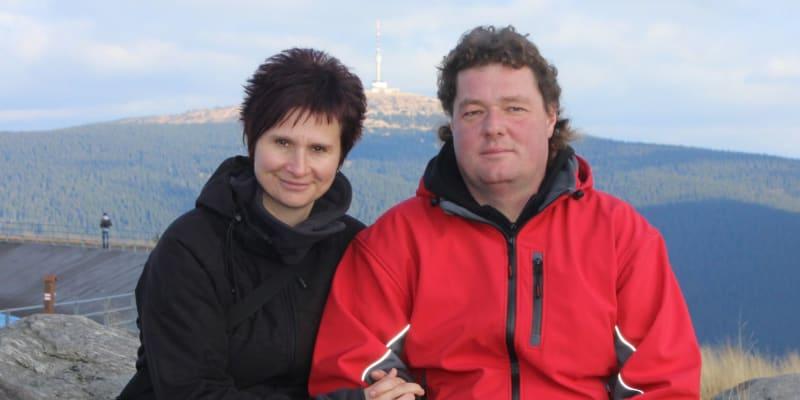 Martin Černý po sobě zanechal manželku.