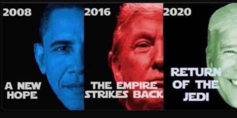Obama Trump Biden
