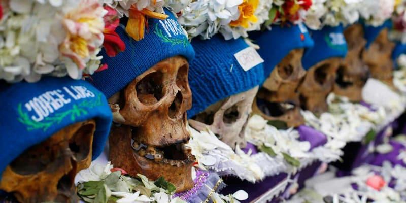 Den lebek v Bolívii v předchozích letech