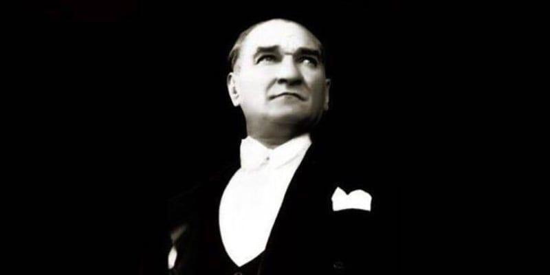 Mustafa Kemal byl prvním prezidentem Turecka.