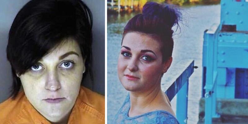 Alyssa Anne Dayvaultová své dvě děti po narození zabalila do igelitu a vyhodila do popelnice. Soud ji poslal za mříže na 40 let.