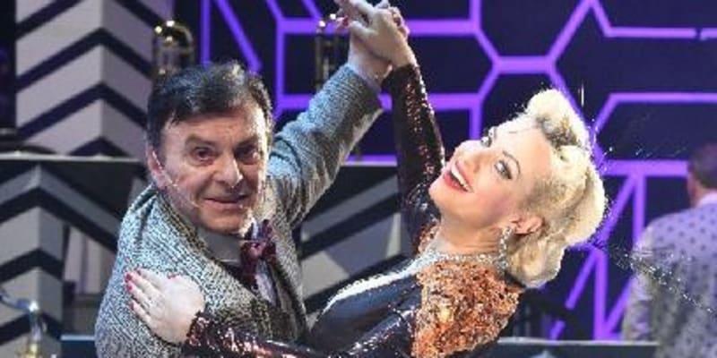 S Terezou Mátlovou ve swingovém muzikálu Zasněžená romance