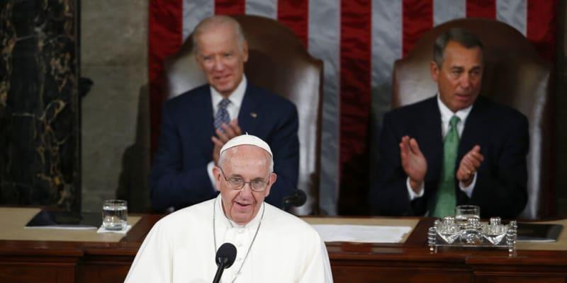 Papež František je znám svým nekonzervativním přístupem.