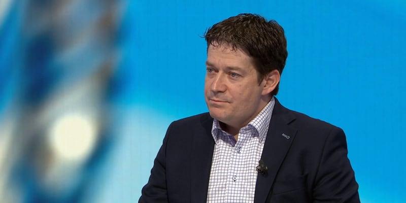 Patrik Nacher nechtěl komentovat, jestli dostal nabídku stát se ministrem školství.