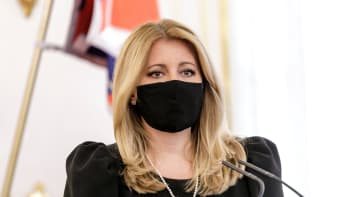 Čaputová vetovala Matovičův zákon o plagiátech. Není prý v souladu s ústavou
