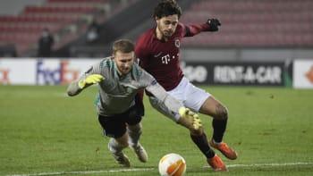 Sparta v Evropské lize podruhé porazila Celtic 4:1 a je ve hře o postup
