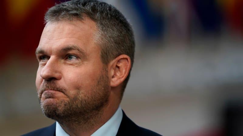 Ficův rival Pellegrini vede stranu HLAS – sociálna demokracia. Chce předčasné volby