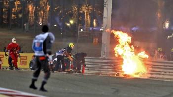 Grosjean přežil ve formuli 1 vlastní smrt. Díky čemu odešel z nehody v Bahrajnu po svých?