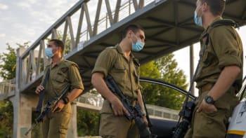 Střety u jeruzalémské mešity Al-Aksá: Zraněno bylo 163 Palestinců a šest policistů