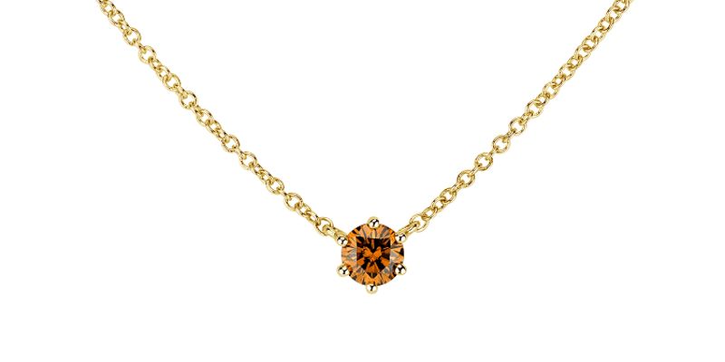 Barevné něžné diamantové šperky ALO diamonds