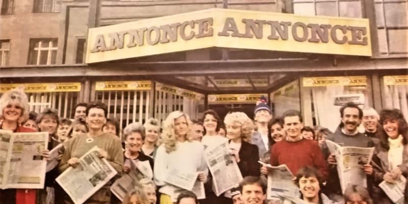Vánoční dárek mohl vyřešit nový inzertní magazín Annonce.