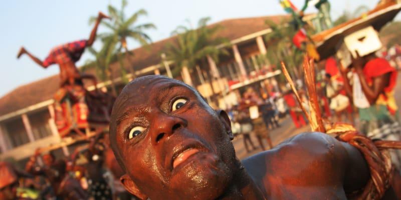 Afrika očima Tomáše Kubeše.