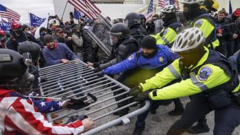 Žádná shromáždění v den inaugurace Bidena. Facebook zablokuje akce u Bílého domu