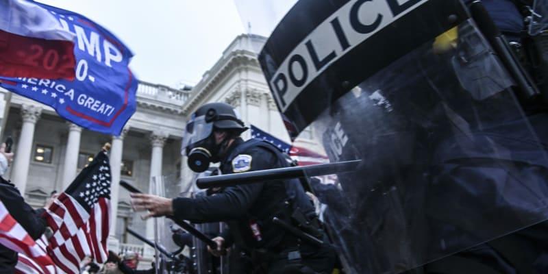 Útok na Kapitol