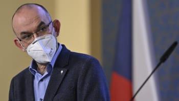 Sledujte ŽIVĚ: Ministr Blatný hodnotí aktuální stav pandemie v Česku