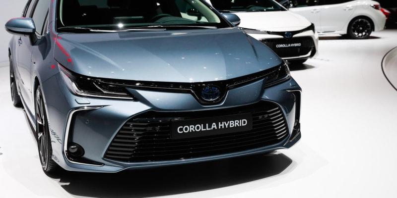 Toyota Corolla, nejprodávanější hybridní vůz na českém trhu v roce 2020