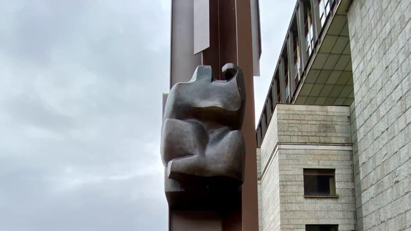 Jak to bylo s utajeným Palachovým pomníkem? Komunisté ho zavrhli, aniž by znali význam