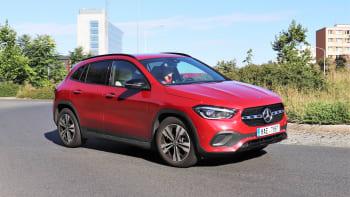 Mercedes-Benz GLA 220d 4Matic: Narostl a do rodiny lépe zapadá