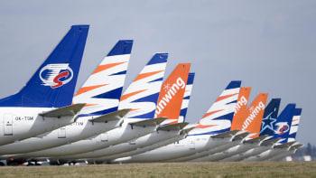 Aerolinky potřebují další miliardy. Šéf letecké asociace odhadl, kdy nebe znovu ožije