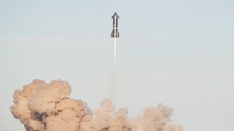 S raketou na Mars: Muskův Starship je splněný sen. Gigantická loď pojme až 240 lidí