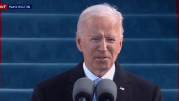 Biden: Amerika musí být znovu majákem světa, budu prezidentem všech