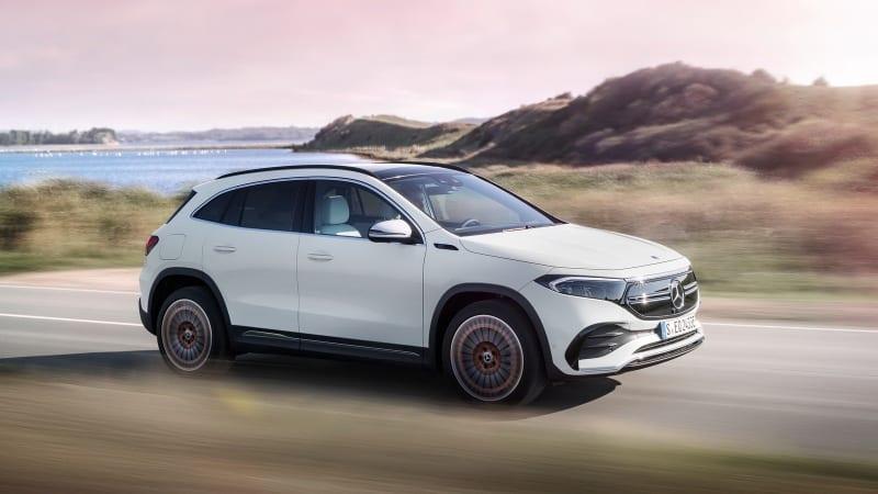 Mercedes představil nový elektromobil. Láká na dojezd 500 km i nízkou cenu