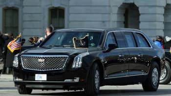 Bestie na kolech: Podívejte se na detaily Cadillacu, kterým bude jezdit Joe Biden