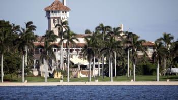 Nechceme Trumpa za souseda. Lidé z Palm Beach se ho snaží vyštípat z jeho rezidence