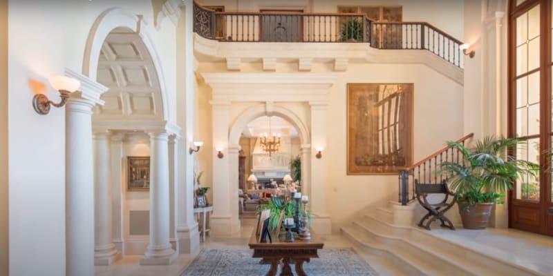 Luxusní sídlo Villa Firenze v Beverly Hills