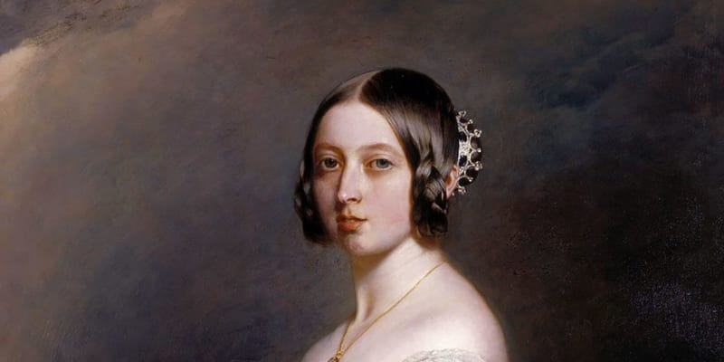 Viktorie byla v mládí veselá a ráda se bavila.