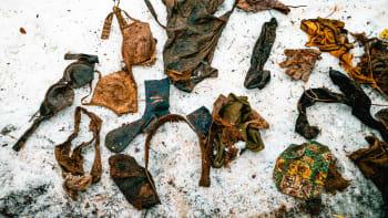 Čapí hnízdo: Náhodná kontrola odhalila zcizené spodní prádlo