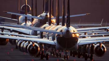 Německo zvažuje zákaz cestování, dokonce hodlá zastavit letecký provoz