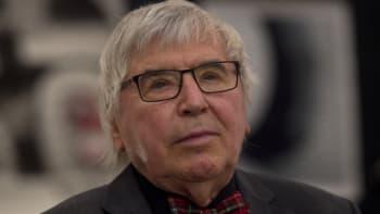 Svět umění v slzách. Zemřel Vladimír Suchánek, získal i medaili Za zásluhy