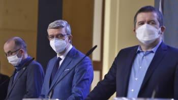 Sledujte ŽIVĚ: Přesvědčí ČSSD ministry za ANO o uzavření podniků? Vláda jedná o dalším zpřísnění