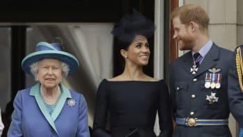 """Harry a William se nad rakví neusmíří, je příliš brzy po """"Megxitu"""", říká historik"""