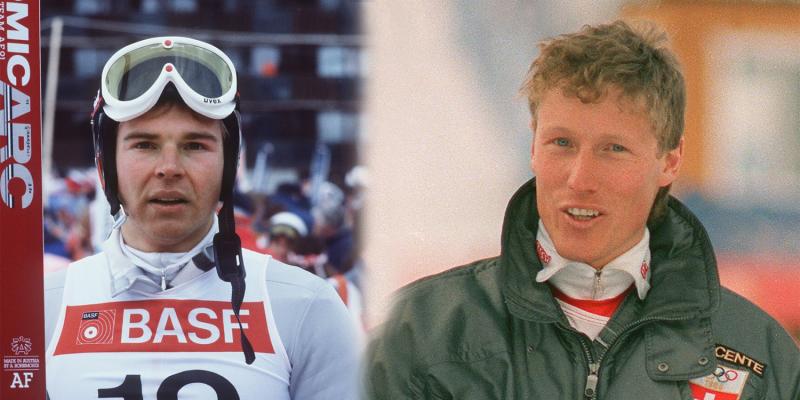 Marc Girardelli a Pirmin Zurbriggen, lyžařští titáni 80. let
