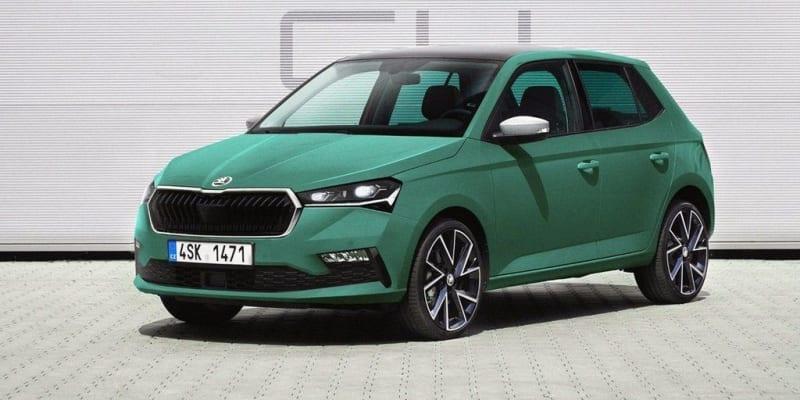 Škoda Fabia je nejočekávanější novinkou značky v roce 2021. Podle představ exstudenta firemního učiliště půjde ale spíš o velký facelift dosavadního modelu.