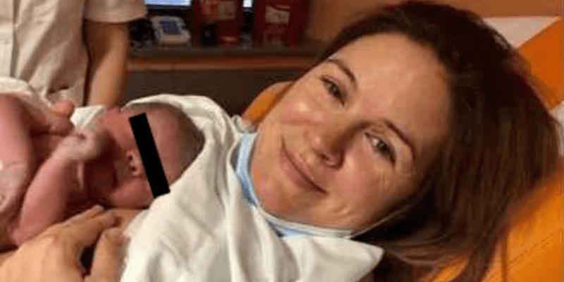 Zuzana Norisová porodila holčičku. Těhotenství tajila do poslední chvíle.