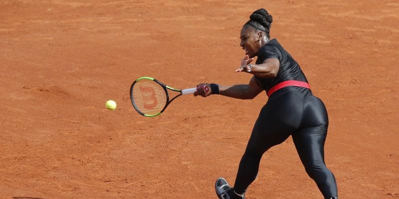 Přiléhavý outfit Williamsové na Roland Garros v roce 2018 vzbudil velké vášně a dokonce změnil pravidla pro oblékání na turnaji.