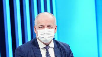Roman Prymula se stal poradcem prezidenta Miloše Zemana