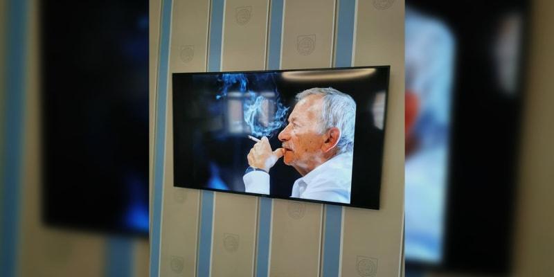 Bývalý předseda Senátu vnímal kouření jako svobodu.