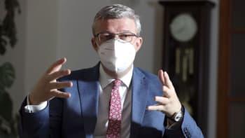 Havlíček: Nedovedu si představit, že by Dukovany stavěli Rusové