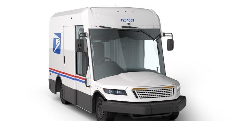 Nové auto pro americké pošťáky
